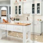 white-kitchen-cabinets-island-Smyrna-ga
